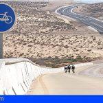 Fuerteventura estrena carril bici que une El Salmo con Costa Calma