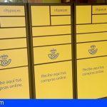Los Citypaq de Correos en Canarias han entregado más de 7.500 envíos de paquetería