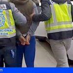Detenido en Santa Cruz por agredir a un hombre de 70 años, al que no conocía