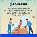 Tenerife   Fontasol organiza una recogida de alimentos no perecederos
