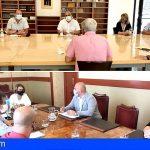 Gesplan reanuda en Adeje y Guía de Isora la ronda de contactos con los municipios canarios