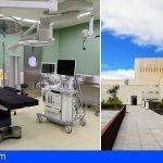 Arona | El Hospital del Sur amplía su catálogo de cirugía mayor ambulatoria con procedimientos más complejos