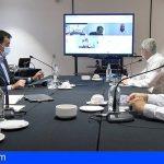 Castilla se compromete a trasladar las peticiones de los hosteleros de Tenerife al Consejo de Gobierno