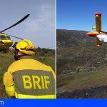 Canarias | En marcha la campaña de lucha contra incendios forestales, para un verano que se prevé más caluroso de lo habitual