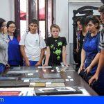 La 'Ruta de los Museos' acerca a los jóvenes granadilleros a la historia y el patrimonio cultural canario