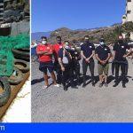 Tenerife | Promemar celebró el Día del Medio Ambiente retirando 485 kg. de residuos en Tabaiba