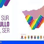 Arona apoya al colectivo LGTBIQ+ y condena la homofobia