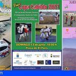 Arico intensifica su oferta deportiva tras el fin del Estado de Alarma