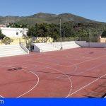 Arona vuelve a abrir sus pistas polideportivas al aire libre