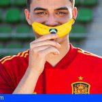 Plátano de Canarias donará 100kgs de alimentos por cada Km que recorran los jugadores de la Selección Española