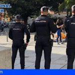 Un detenido en Santa Cruz por arrebatar un smartphone a una sexagenaria que caminaba por la calle