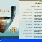 Guía de Isora acoge este viernes la entrega de los premios Gánigo 2020