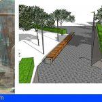 Guía de Isora comienza el próximo lunes la remodelación de la plaza y jardines de la C/ Altamar, Playa de San Juan