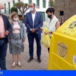 Granadilla, primer municipio canario que apuesta por el reciclaje con incentivos para la población