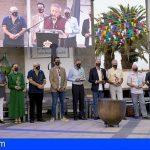 El reconocimiento a los pregoneros, las antiguas orquestas de Granadilla, pone fin a las Fiestas Mayores 2021