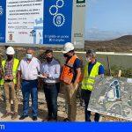 El Ayuntamiento de San Miguel y el Cabildo firman el acta de replanteo de la depuradora