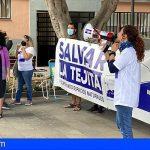 Sí Podemos Granadilla apoya la movilización ciudadana para detener el hotel en La Tejita