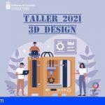 Canarias | Nueva edición del Taller Diseño 3D para escolares de Secundaria