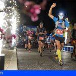 500 corredores salieron ayer en playa Fañabé, dando inicio a la prueba reina de la Tenerife Bluetrail