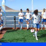 Adán García lamenta la falta de apoyo al deporte femenino por parte del gobierno de Granadilla