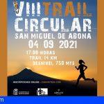 San Miguel abre el plazo de inscripción para la VIII Trail Circular