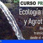 Adeje acoge un curso de ecología urbana y agroturismo para una transición ecológica desde el municipalismo