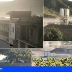 CC-PNC Stgo. del Teide: «El procesamiento de los áridos del Anillo Insular, una situación insoportable para los vecinos»
