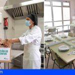 2.371 tinerfeños reciben ayuda cada día de la Fundación DinoSol para poder comer