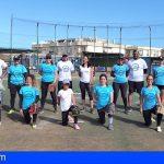 El equipo Audaces de Tenerife busca el ascenso a la Primera División de sóftbol femenino