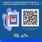 Stgo. del Teide abre hoy el plazo para solicitar las ayudas para el sector primario del municipio
