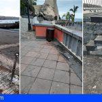 CC-PNC de Guía de Isora denuncia el abandono y la suciedad en varias zonas de Playa San Juan