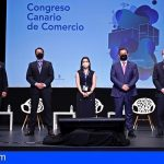 Celebrado en Arona el Congreso Canario de Comercio, señalando la digitalización como el gran reto tras la pandemia