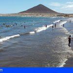 Granadilla realiza análisis de control de la calidad del agua de mar en las playas este verano