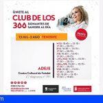 Adeje | Únete al club de los 300 donantes de sangre al día