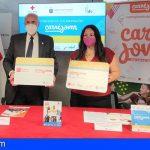 Canarias | Juventud y Cruz Roja firman un acuerdo de colaboración para la difusión del Carné Joven Europeo