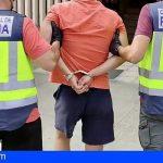 Cuatro detenidos en Santa Cruz de Tenerife por detención ilegal, extorsión, robo con violencia y lesiones