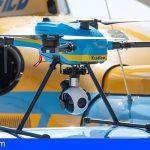 Canarias ya cuenta con los 3 drones de Tráfico para vigilancia de carreteras este verano