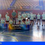 Granadilla | El pabellón municipal acoge la VII edición del campus de fútbol sala