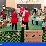 San Miguel | La Escuela Infantil Capitán Galleta recibe «La granja de Pulguita»