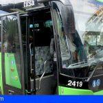 El transporte público pasa a reducir el aforo de sus vehículos de un 50% a un 33% de su capacidad