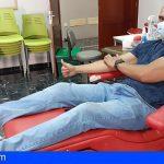 El centro de mayores de Cabo Blanco y el centro cultural de Fañabé habilitados para donar sangre