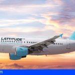 La aerolínea canaria Lattitude Hub conectará Tenerife Sur con 7 ciudades penínsulares