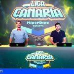 Éxito de la III edición de la 'Liga Canaria de Esports HiperDino' con 17.400 jugadores activos