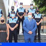 La Policía Local de Granadilla amplía su plantilla con la incorporación de 7 nuevos agentes