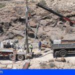 Las obras para limpiar zonas del subsuelo del Complejo Ambiental de Arico finalizarán este verano