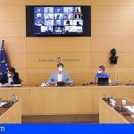 Tenerife coordina con 17 países la actuación ante casos de visitantes que se contagien en la isla