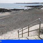 Arico refuerza la seguridad limitando el acceso a sus zonas de baño y playas