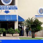 CC-PNC de Arona denuncia el cierre de hace más de un año de la oficina de la Policía Local en Los Cristianos