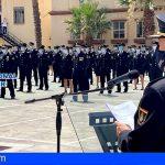 Tenerife   Ochenta y tres nuevos policías nacionales juraron su cargo