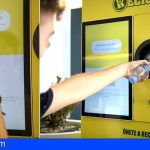 Ya hay en España más de 60 máquinas RECICLOS que recompensan por reciclar